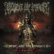 CRADLE OF FILTH 'Dusk.. And Her Embrace - The Original Sin'