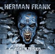 "HERMAN FRANK ""Right in the Guts"" (Re-Release) 2016"